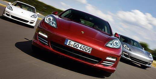 TopGear.com.ph Philippine Car News - Porsche sells over 22,500 Panameras in the model's first year