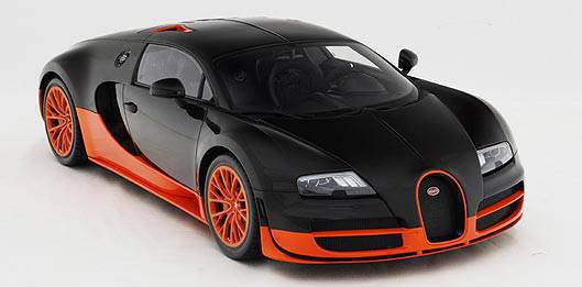 TopGear.com.ph Philippine Car News - Amalgam creates incredibly accurate (and expensive!) Bugatti Veyron scale model