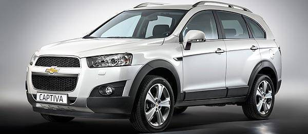 TopGear.com.ph Philippine Car News - Chevrolet reveals refreshed Captiva