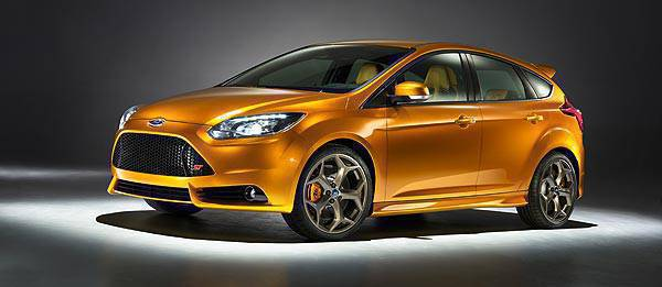 TopGear.com.ph Philippine Car News - Ford to debut Focus ST at Paris motor show