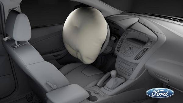TopGear.com.ph Philippine Car News - Ford to debut safer airbags on next-generation Focus