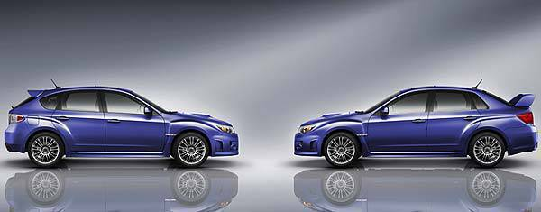 TopGear.com.ph Philippine Car News - 2011 Subaru Impreza WRX STI (sedan and hatchback)