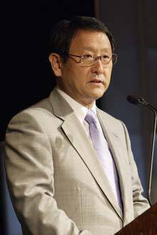TopGear.com.ph Car News - Toyota Motor President Akio Toyoda