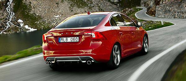TopGear.com.ph Philippine Car News - Volvo to present R-Design S60, V60 in Paris