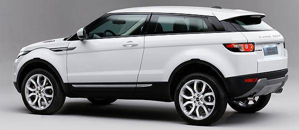 TopGear.com.ph Philippine Car News - Land Rover Evoque to grace Paris Motor Show