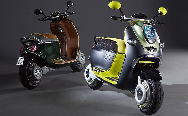 TopGear.com.ph Philippine Car News - Mini to unveil three scooter concepts