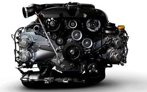 TopGear.com.ph Philippine Car News - Subaru reveals next-generation boxer engine