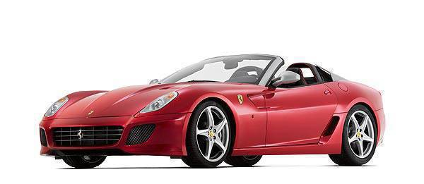 TopGear.com.ph Philippine Car News - Ferrari reveals limited-edition 599 GTB Fiorano