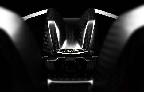 TopGear.com.ph Philippine car News - Lamborghini releases fourth teaser photo for Paris Motor Show
