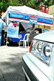 TopGear.com.ph Philippine Car News - Bosch car clinic