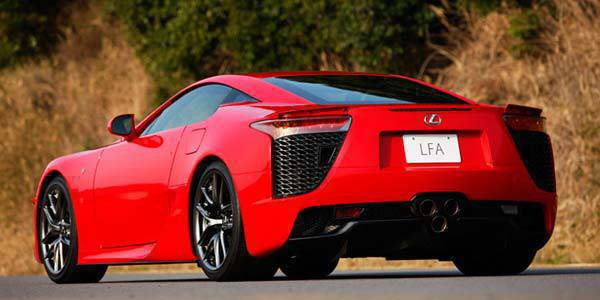 PARIS  According To Toyota Motor Philippinesu0027 First Vice President For  Vehicle Sales, Raymond Rodriguez, Exactly One Unit Of The Very Exotic Lexus  LFA ...