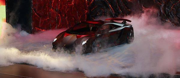 TopGear.com.ph Car News - Lamborghini unveils Sesto Elemento