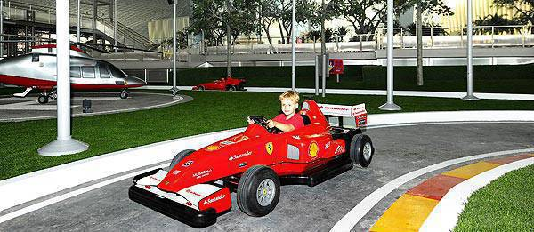 TopGear.com.ph Philippine Car News - Ferrari World Abu Dhabi opening plans, ticket prices revealed