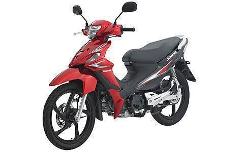 TopGear.com.ph Philippine Motorcycle News - Suzuki Philippines launches all-new Smash 115