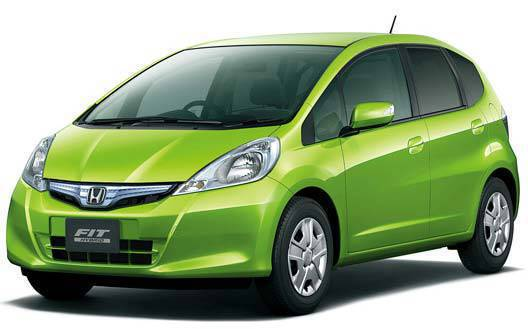 Honda Starts Selling Jazz Hybrid In Japan