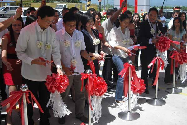 TopGear.com.ph Philippine Car News - Nissan Bataan opening
