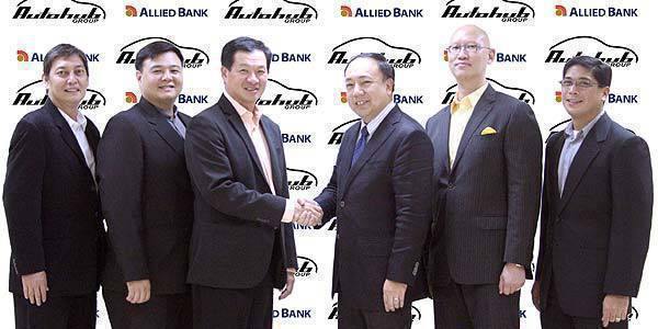 TopGear.com.ph Philippine Car News - Autohub and Allied Bank Mabuhay Miles Partnership