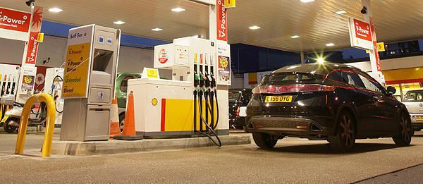 TopGear.com.ph Philippine Car News - Shell V-Power Diesel proves popular for drivers