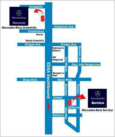TopGear.com.ph Philippine Car News - Mercedes-Benz service center