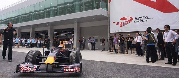 TopGear.com.ph Philippine Car News - FIA greenlights Korean Grand Prix