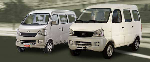 TopGear.com.ph Philippine Car News - Chana Star Microvans