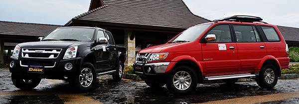 TopGear.com.ph Philippine Car News - Isuzu X-Max edition