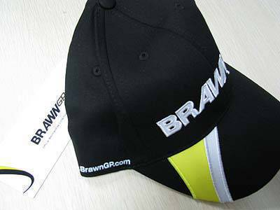 TopGear.com.ph Philippine Car Features - Brawn GP Cap