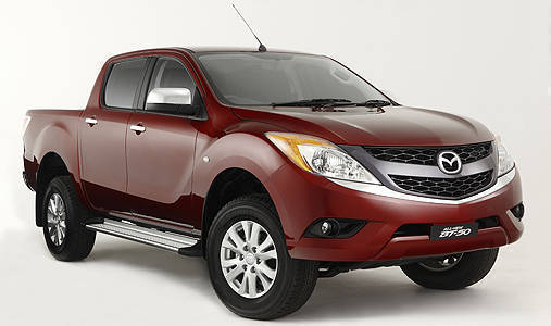 TopGear.com.ph Philippine Car News - All-new Mazda BT-50 revealed at Australian International Motor Show as well