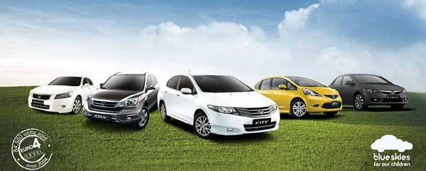 TopGear.com.ph Philippine Car News - Honda Cars Philippines 20th Anniversary Promo