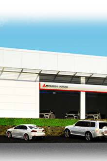 TopGear.com.ph Philippine Car News - New Mitsubishi Showroom