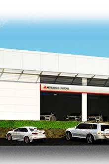 TopGear.com.ph Philippine Car News - New Mitsubishi Showroom