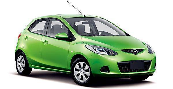 TopGear.com.ph Philippine Car News - Mazda brings in 1.3-liter Mazda 2