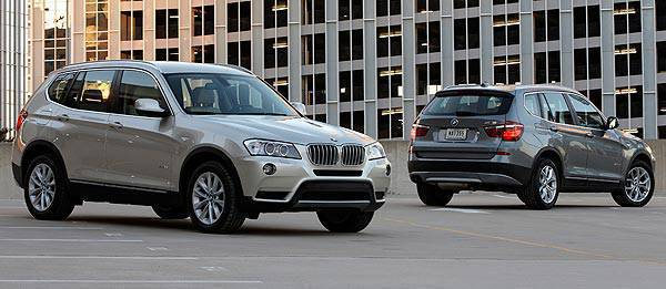 TopGear.com.ph Philippine Car News - BMW reveals details of all-new X3