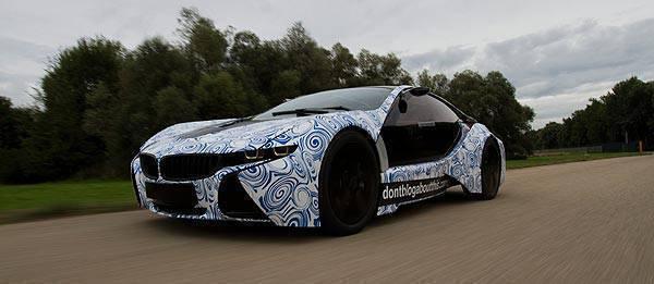 TopGear.com.ph Philippine Car News - BMW confirms production of hybrid sports car