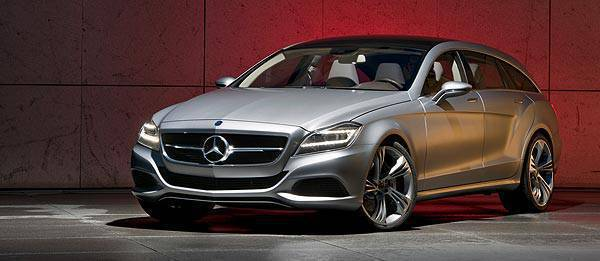 TopGear.com.ph Philippine Car News - Mercedes-Benz to produce CLS Shooting Brake