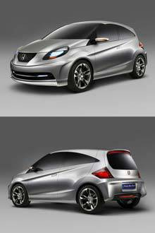 TopGear.com.ph Car News - Honda New Small Car Vehicle