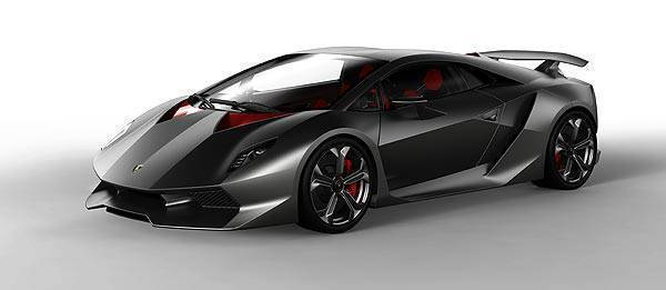 TopGear.com.ph Philippine Car News - Lamborghini Sesto Elemento to go into production