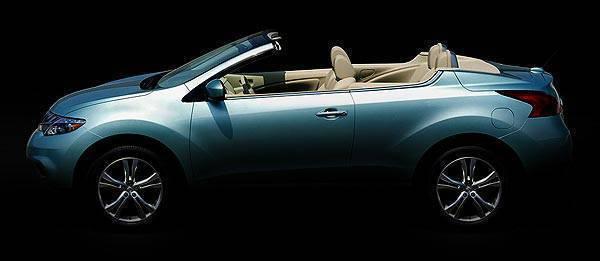 TopGear.com.ph Car News - Nissan Murano CrossCabriolet