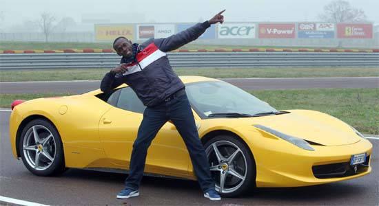 TopGear.com.ph Car News - Usain Bolt