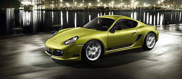 TopGear.com.ph Philippine Car News - Porsche debuts Cayman R at LA Auto Show
