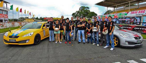 TopGear.com.ph Philippine Car News - Tyson Sy tops Concept One Race of Champions 2nd leg