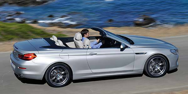 TopGear.com.ph Car News - BMW 6-Series Convertible