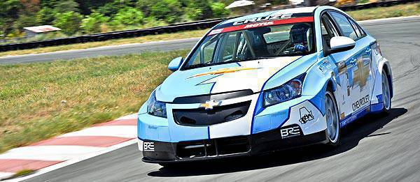 TopGear.com.ph Philippine Car News - Chevrolet tops the weekend with wins at the WTCC and PPCC