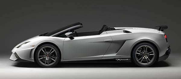 TopGear.com.ph Philippine Car News - Lamborghini launches droptop, lightweight Gallardo
