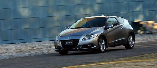 TopGear.com.ph Philippine Car News - Honda CR-Z is Japan's Car of the Year