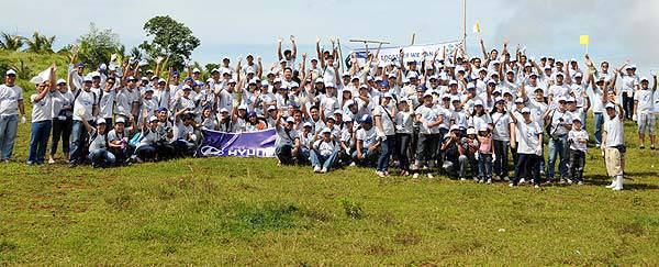 TopGear.com.ph Philippine Car News - Hyundai Tree Planting