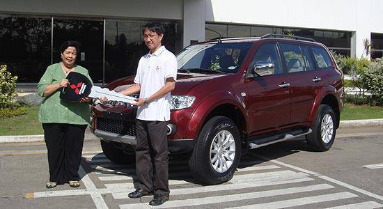 TopGear.com.ph Philippine Car News - Mitsubishi Fastest Way to Win Promo