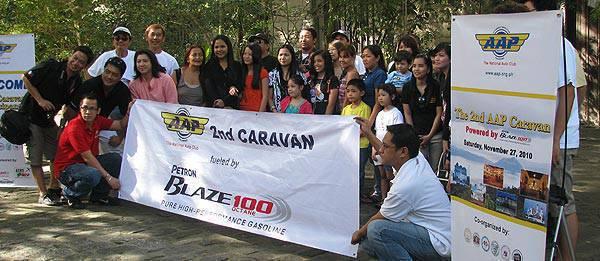 TopGear.com.ph Philippine Car News - Petron powers second AAP Caravan