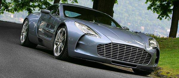 TopGear.com.ph Philippine Car News - Aston Martin sells 60 of 77 One-77, car to tour Asia
