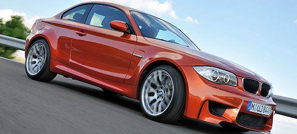 BMW has around 1,000 1-Series M Coupe units left for sale